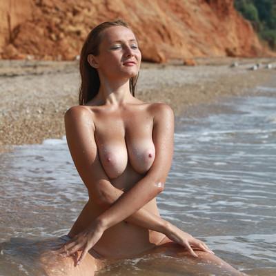 Erotica on the beach