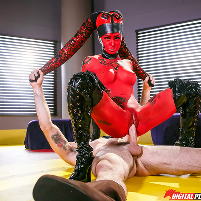 Force Rising By Digital Playground
