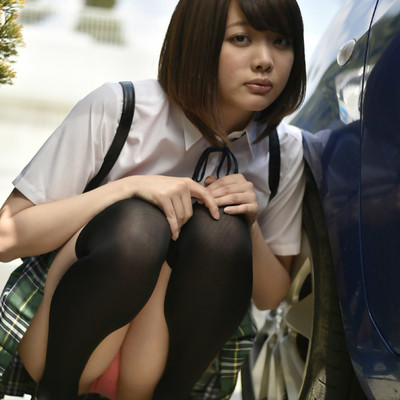 All Gravure - Skirt Comes Off