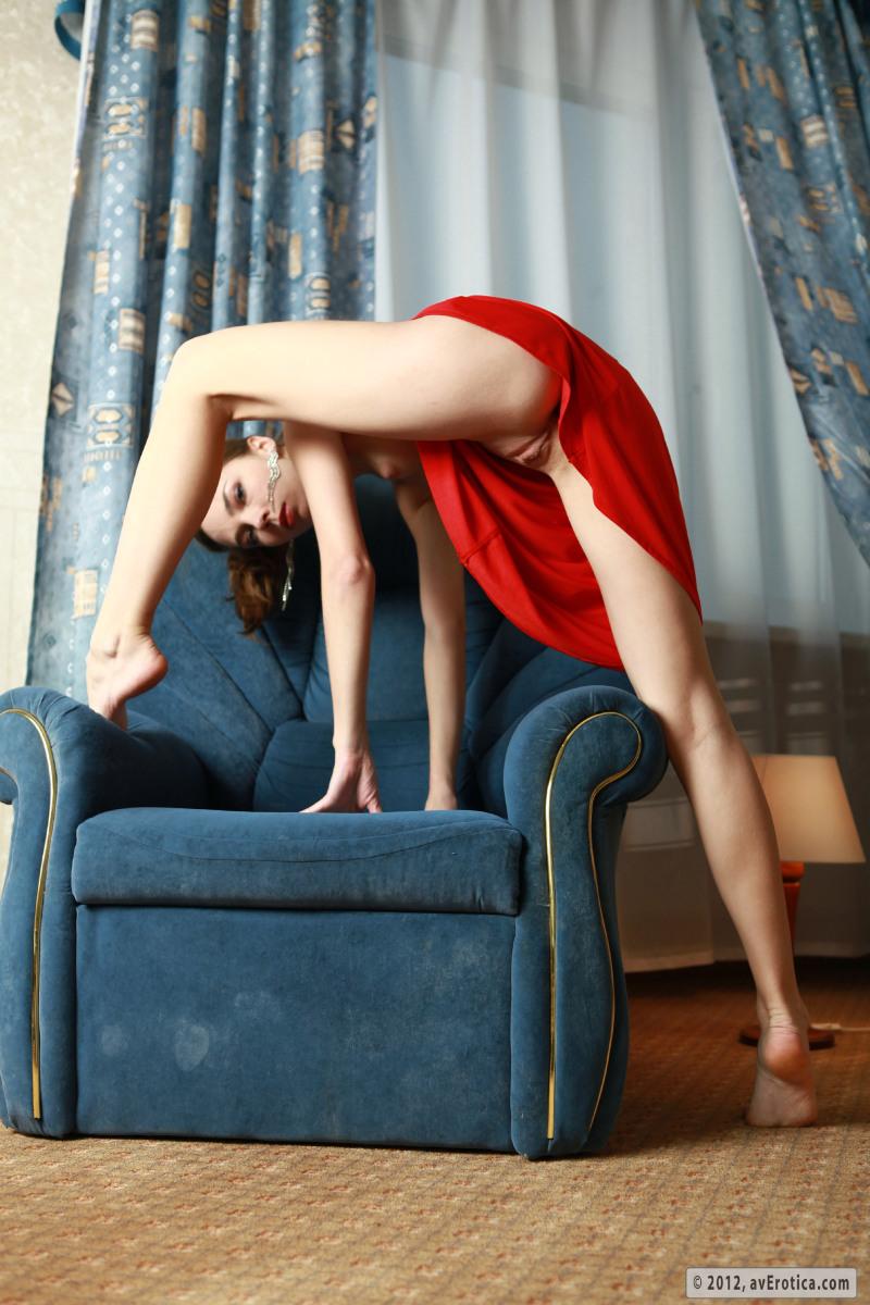 Red tube erotica
