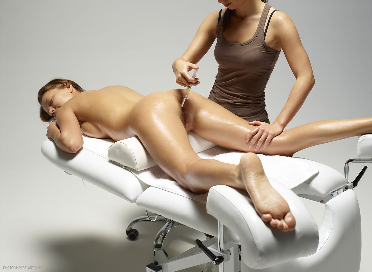 Massage Wird Sexy