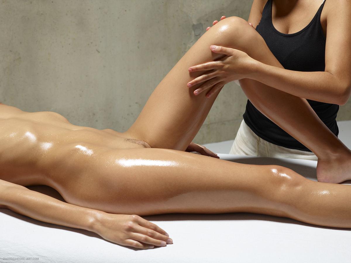Massage Girls Nackt