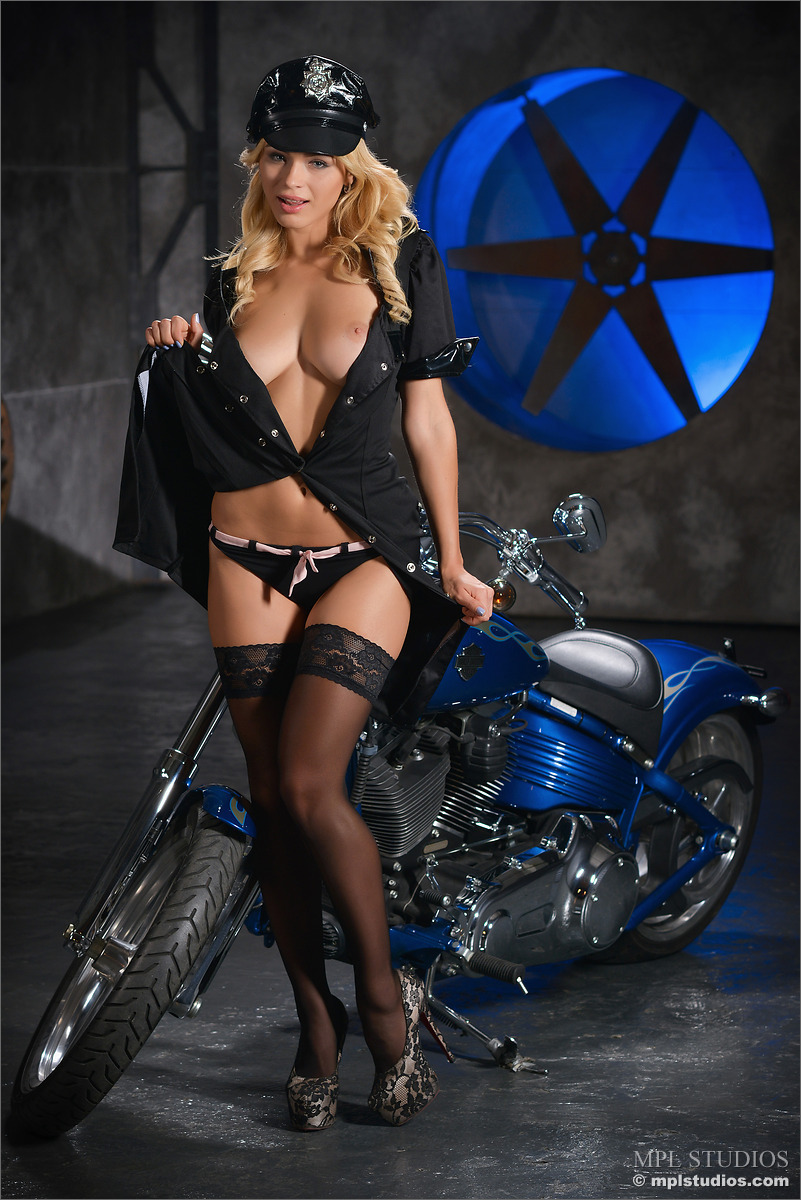 Motorcycle Tits